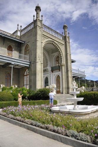 воронцовский дворец (2)